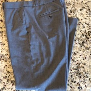 BR Gray Ankle Pants